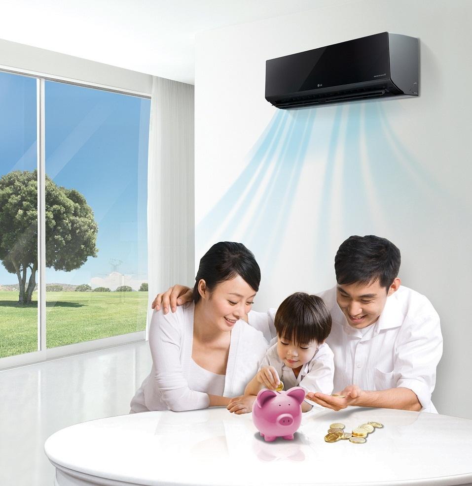 điều hoà tiết kiệm điện