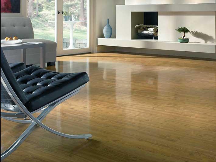 Đánh bóng sàn gỗ prs