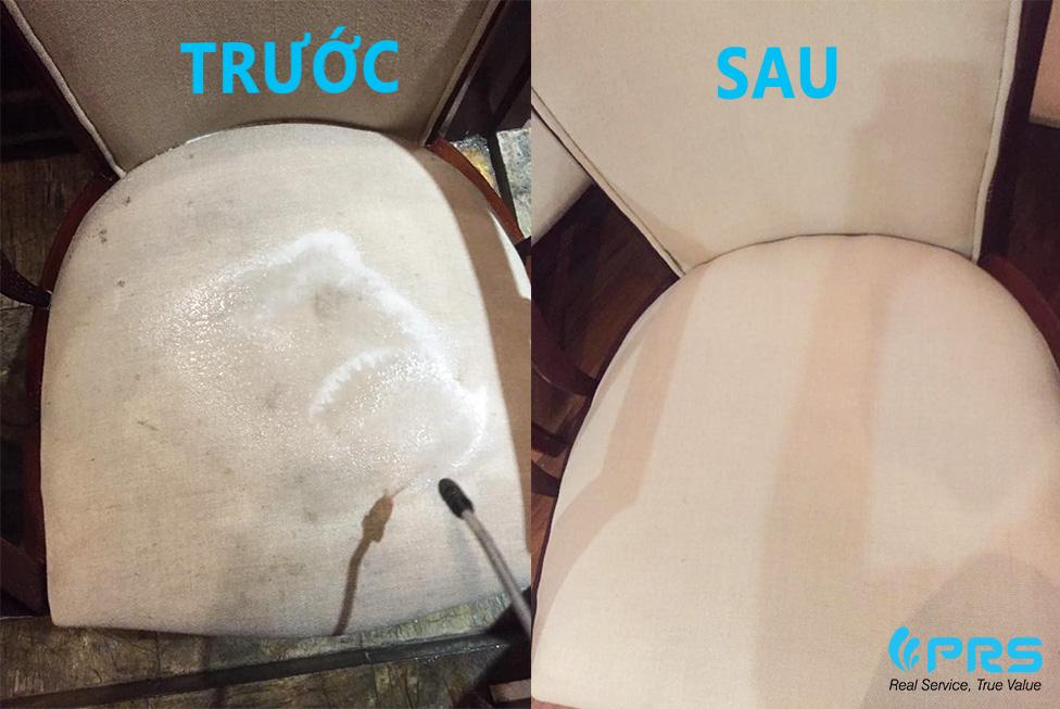 fback ghế nỉ
